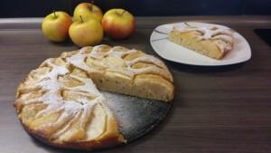 Jabolčni kolač