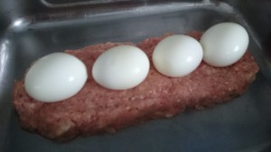 Spodnji del pečenke