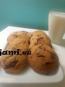 Piškoti-s-košči-čokolade-e1428407087542