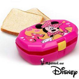 Disney - škatla za malico - deklice