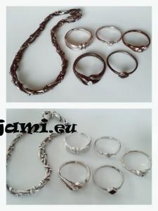 čiščenje nakita