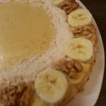 Bananino pecivo s skuto