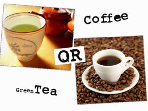 kava ali čaj