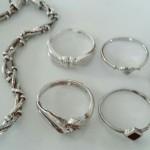 Kako najlažje očistiti srebrn nakit