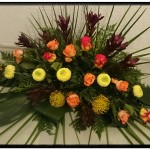 Izdelava cvetličnih aranžmajev